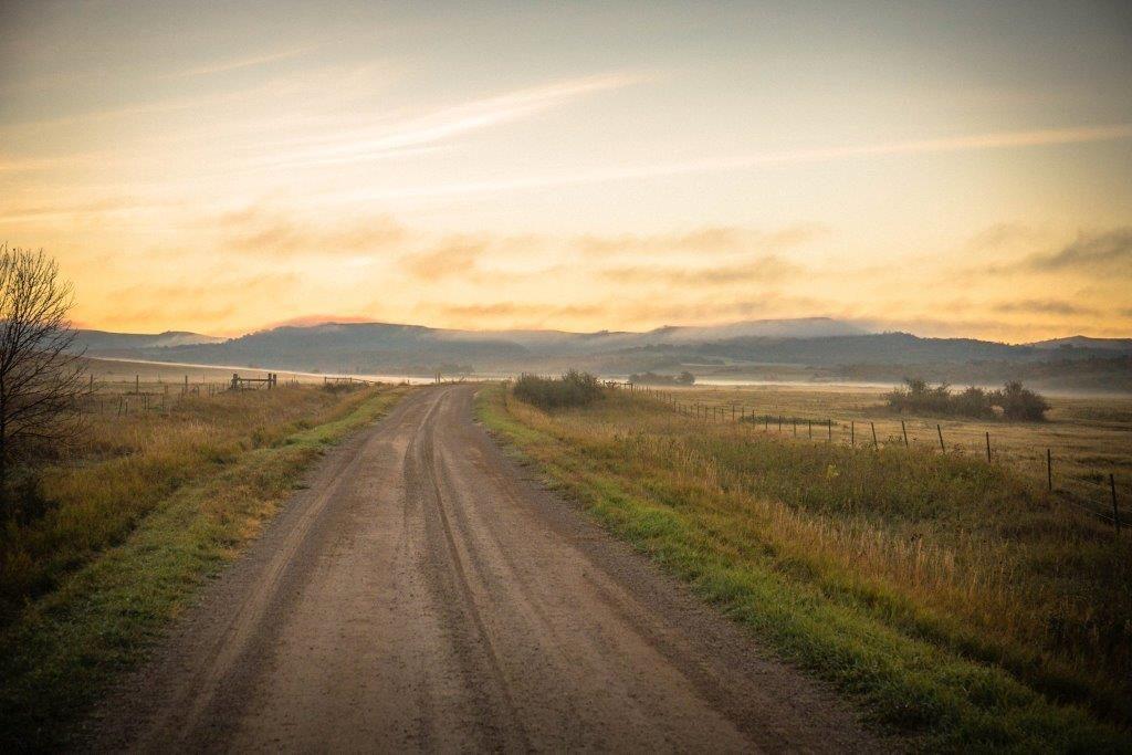 North Dakota Scenic Byway Killdeer North Dakota